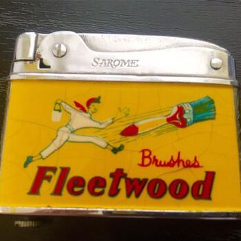 Vinatge Fleetwood